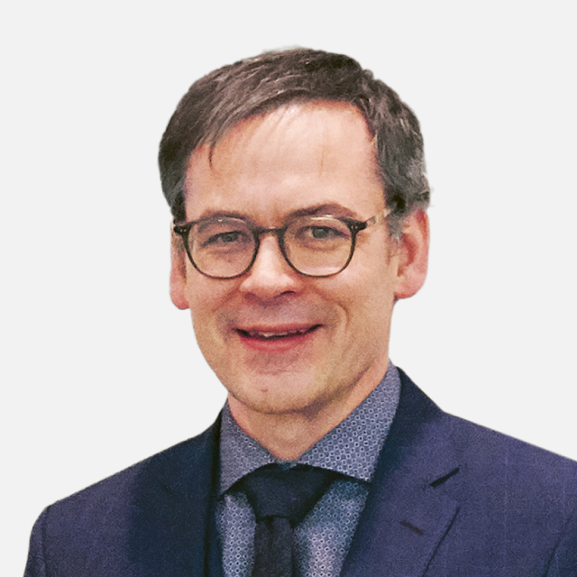 Dr Andreas Mueller