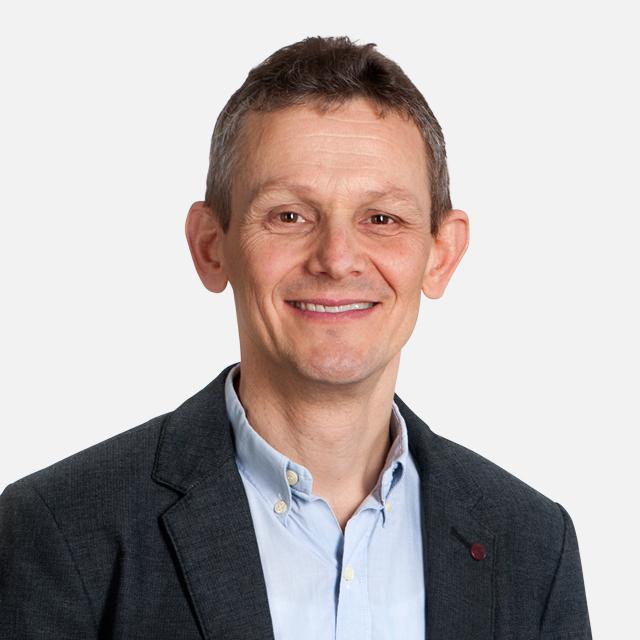 Prof Matthias Baumgartner