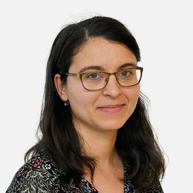 Dr Monica Golumbeanu