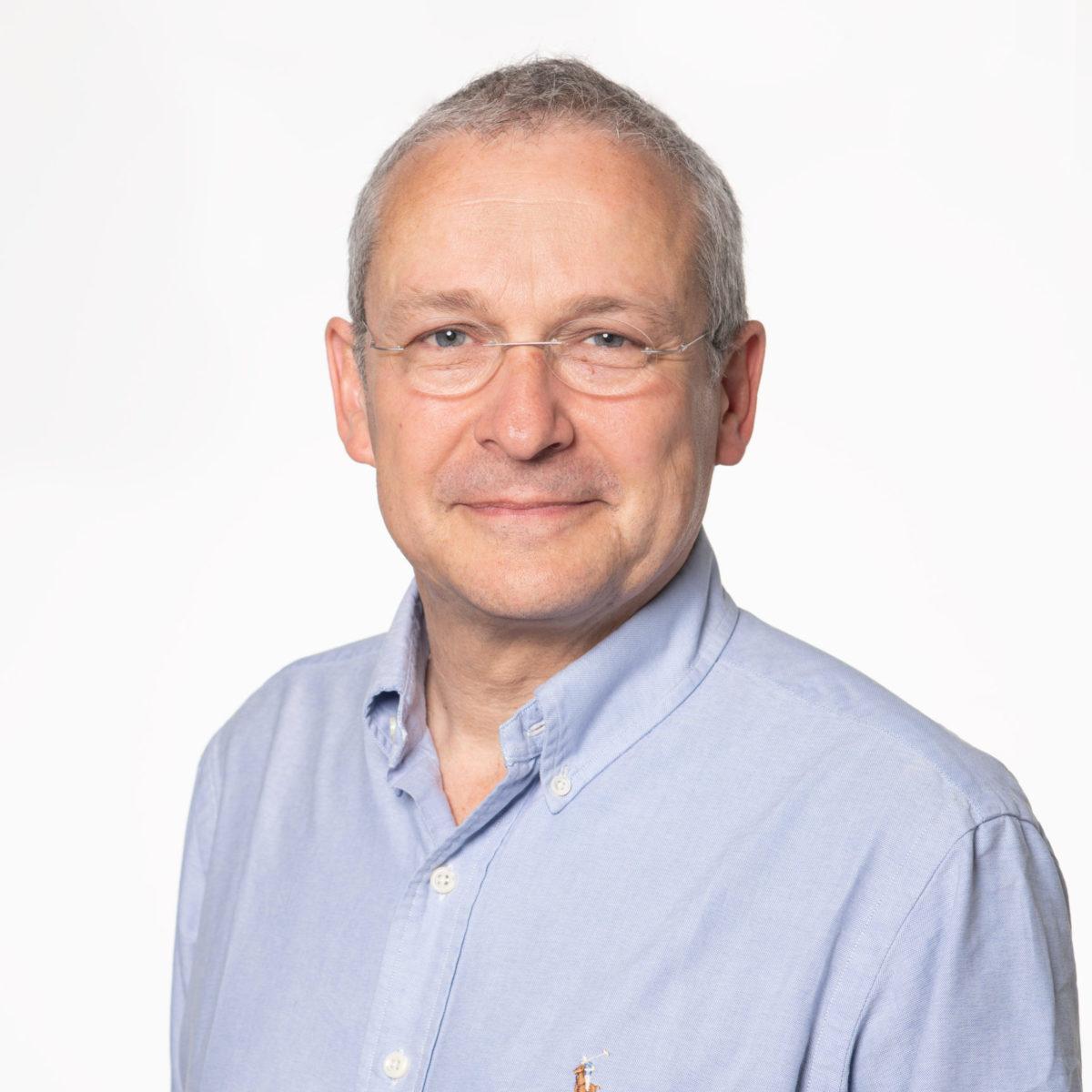 Prof Georg Holländer