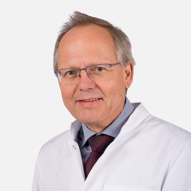 Prof Hans Pargger